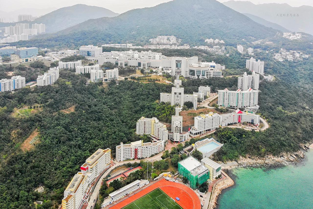 66岁,用Mavic Air航拍香港