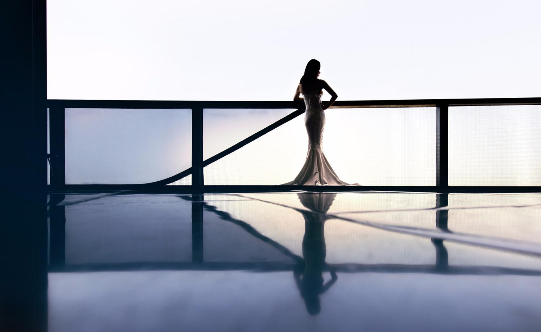 带上婚纱去旅行